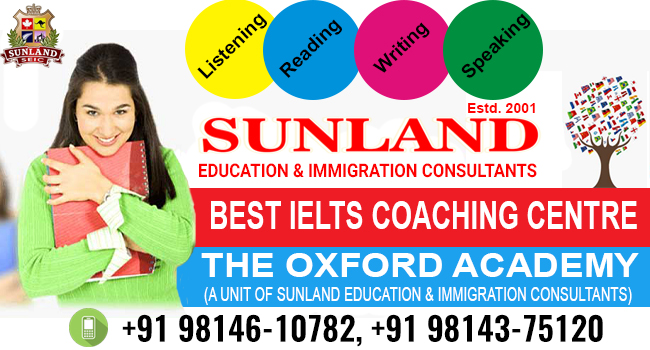 Best IELTS Coaching Centre