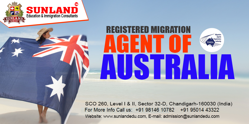REGISTERED MIGRATION AGENT OF AUSTRALIA