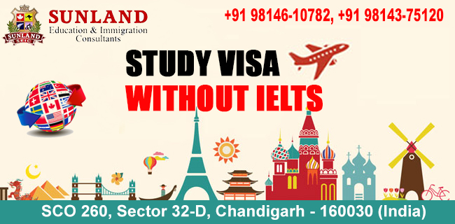 Study Visa Without IELTS