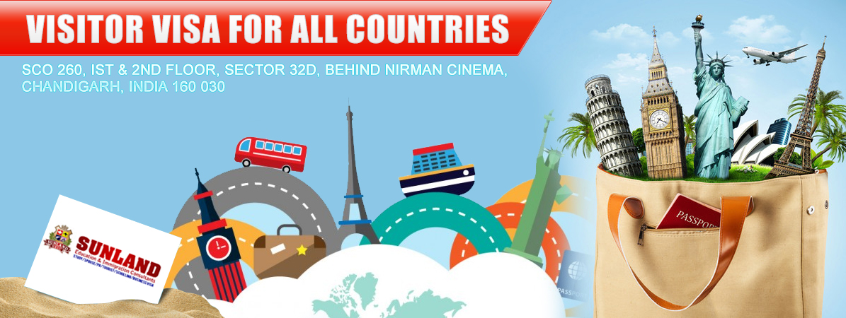 visitor visa for all countries