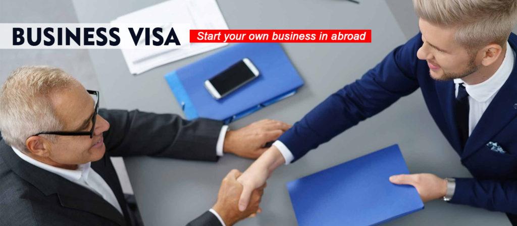 Business Visa Agent in Chandigarh, Punjab