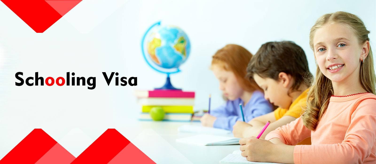 Schooling Visa Consultant in India