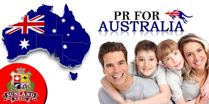 PR Visa, PR for Australia