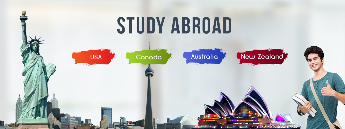 Study Abroad Consultant in chandigarh