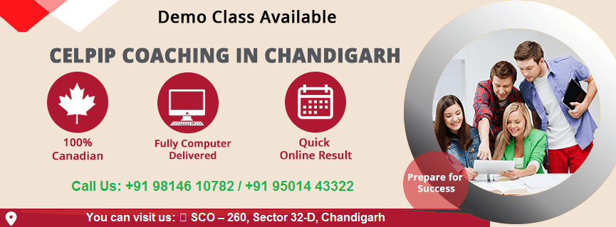 Celpip Coaching Center In Chandigarh