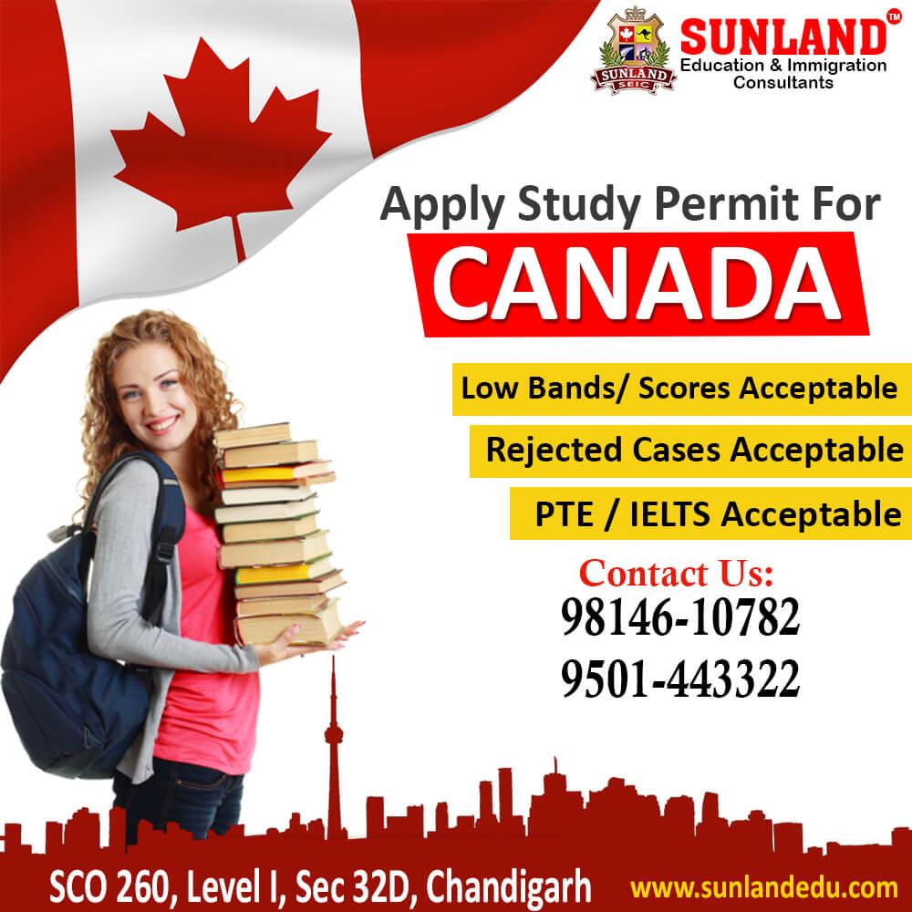 Canada Study Visa Experts In Chandigarh
