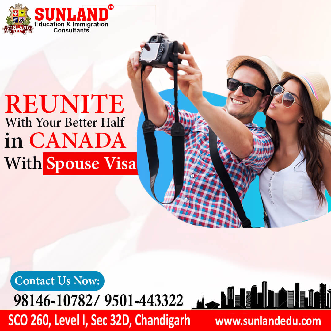 Canada Spouse Visa Expert In Chandigarh