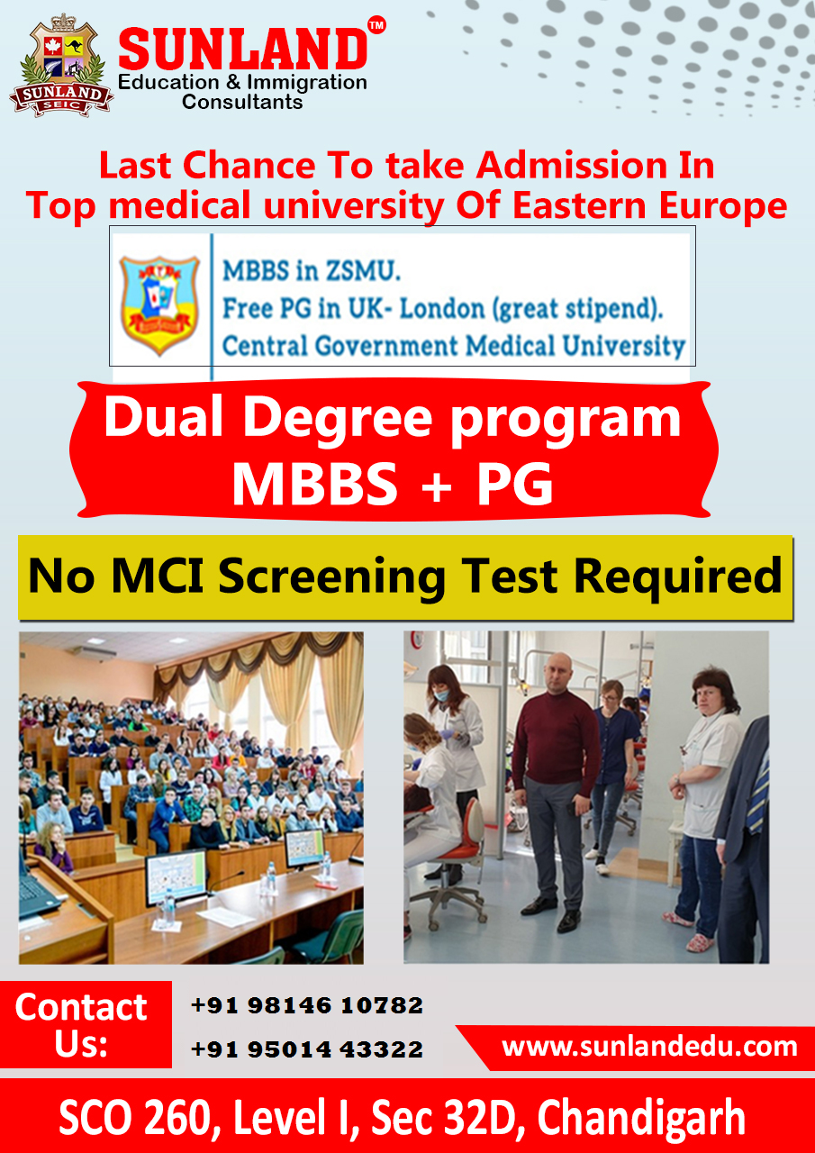 MBBS Study in Zaporizhzhy a