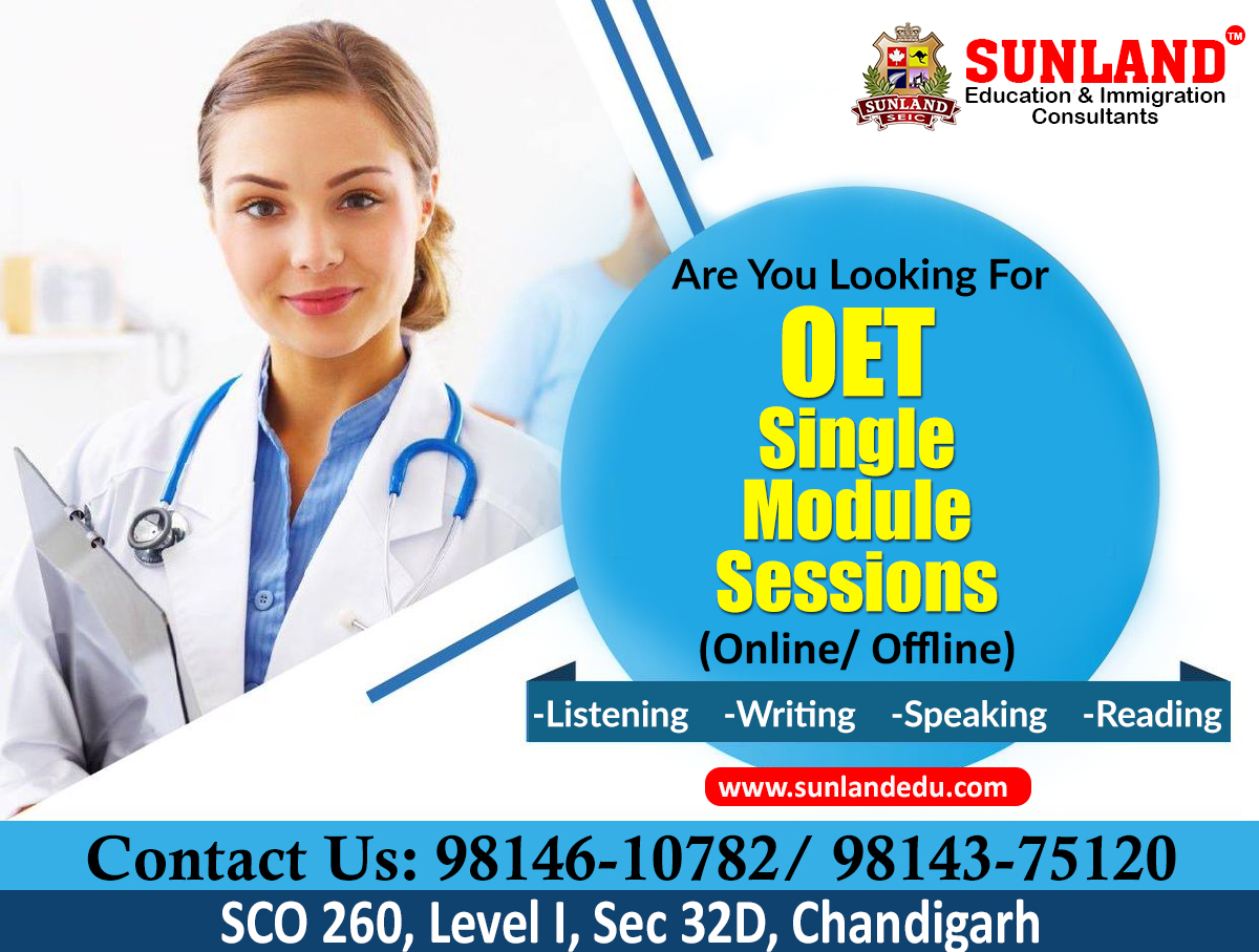 OET Training In Chandigarh
