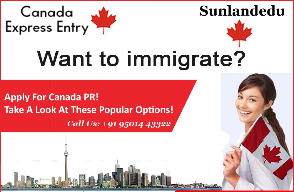 Apply Canada PR