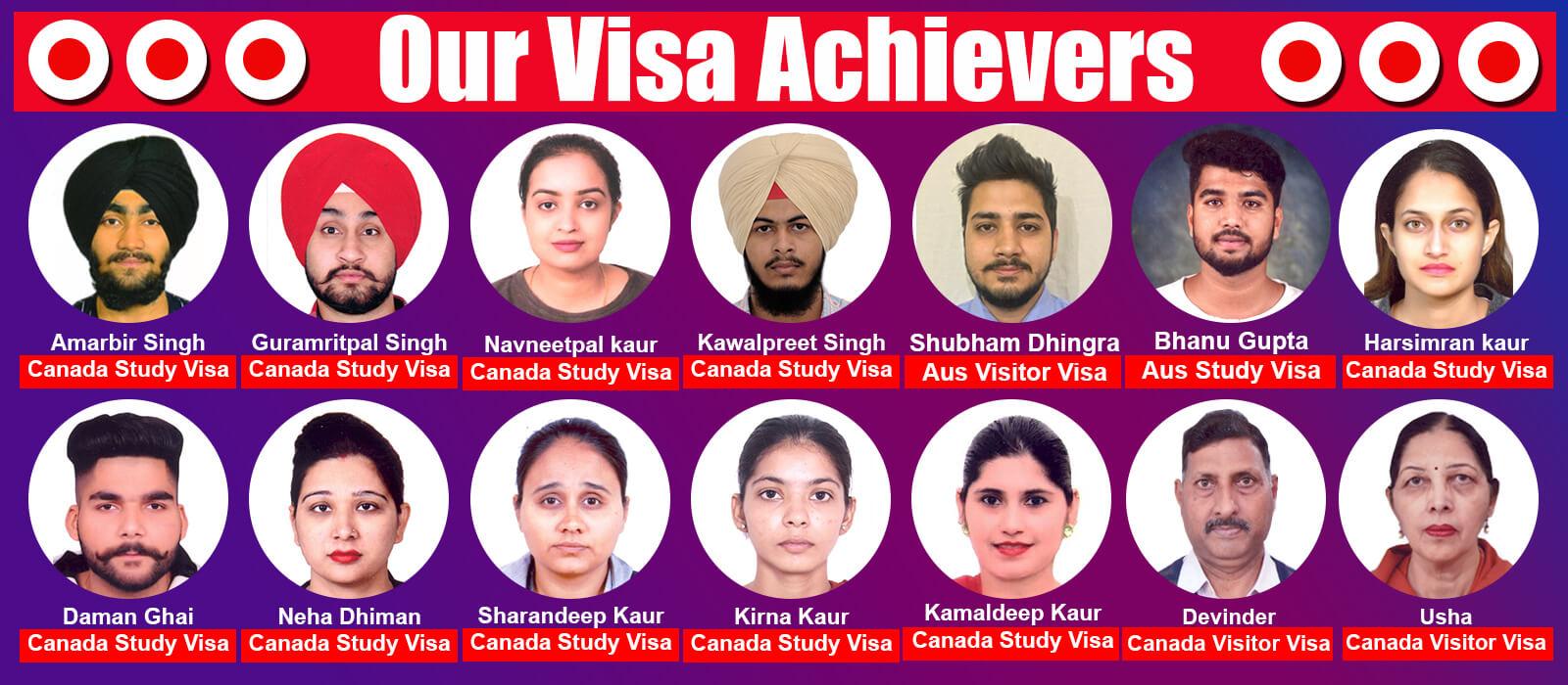 Visa Achievers