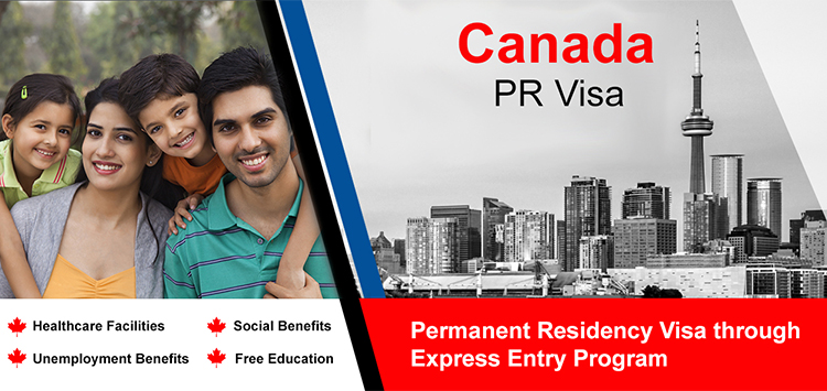 Canada PR Visa Application