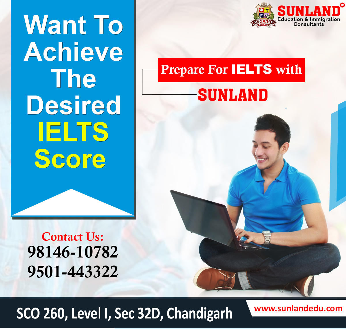 Best IELTS Coaching Center In Chandigarh