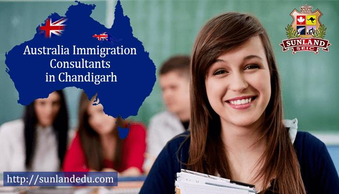 Australia Immigration consultant in chandigarh