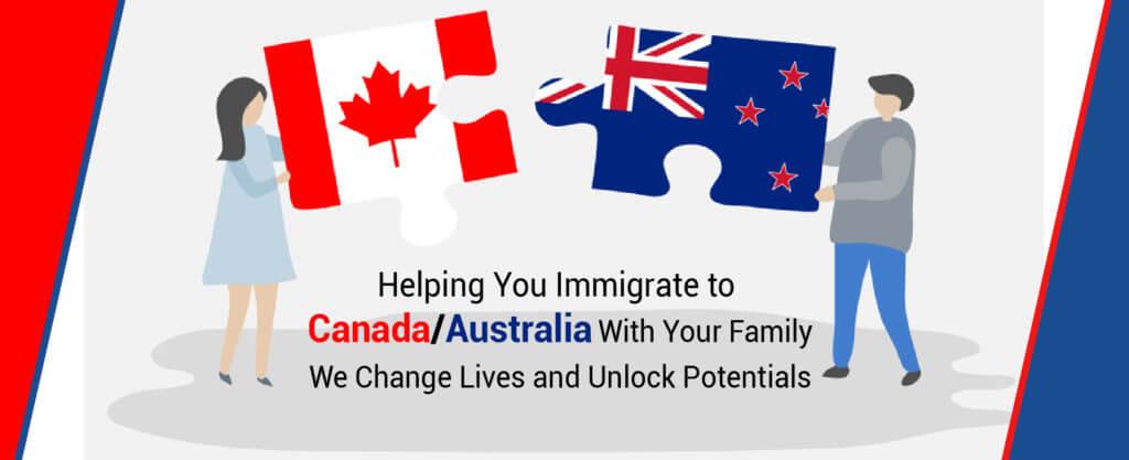 Australia PR/Canada PR Visa Consultants in Chandigarh