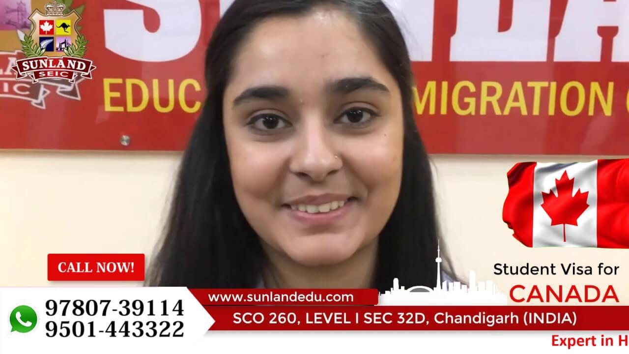 Canada Study Visa Consultant In Chandigarh