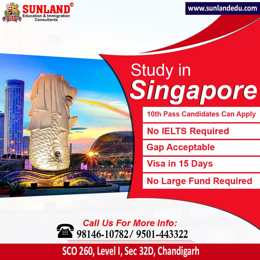 singapore study visa consultants in chandigarh