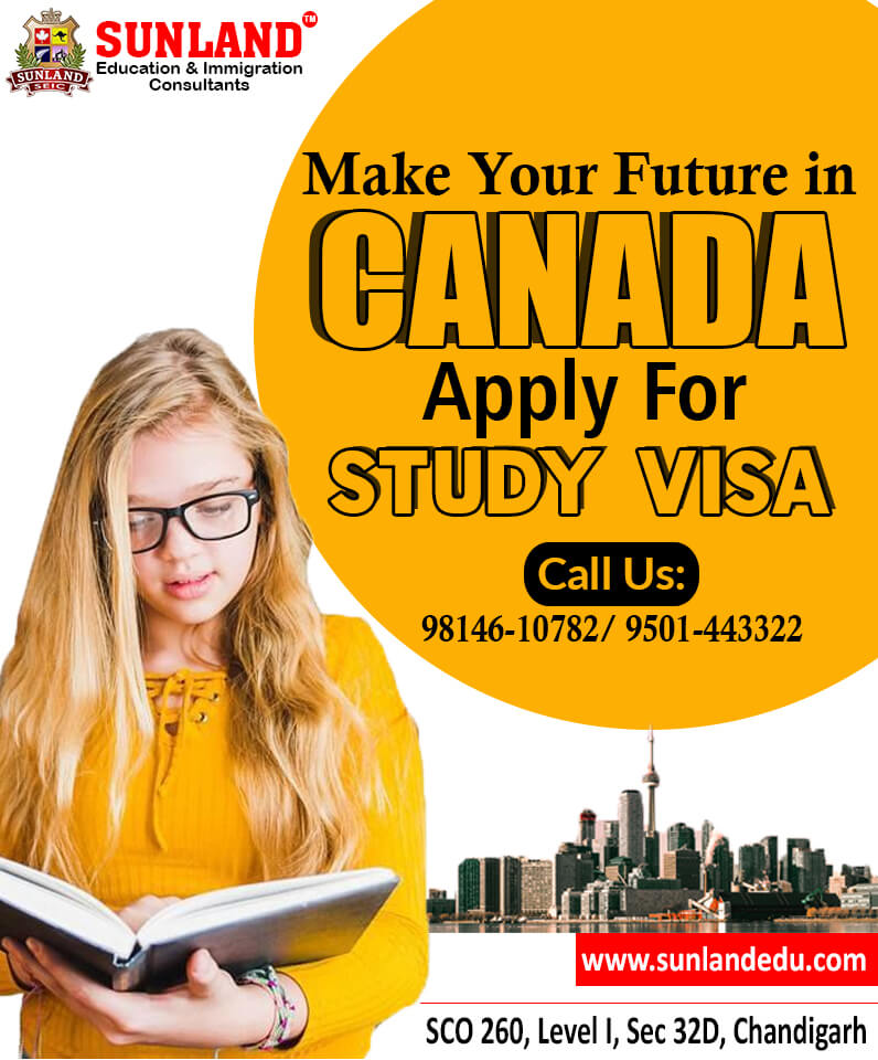 Canada Study Visa Experts in Chandigarh
