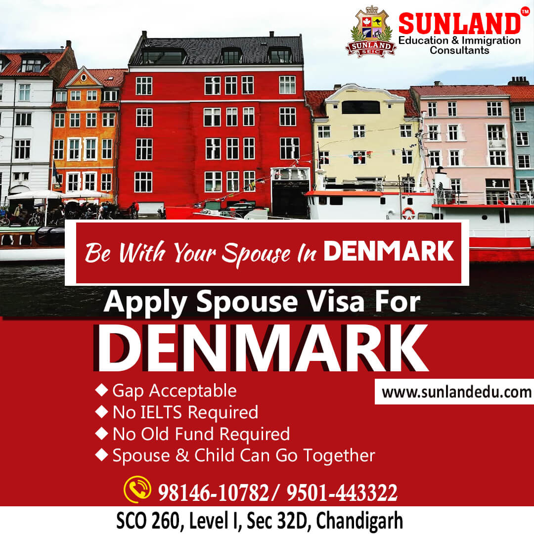 Denmark Spouse Visa Expert In Chandigarh