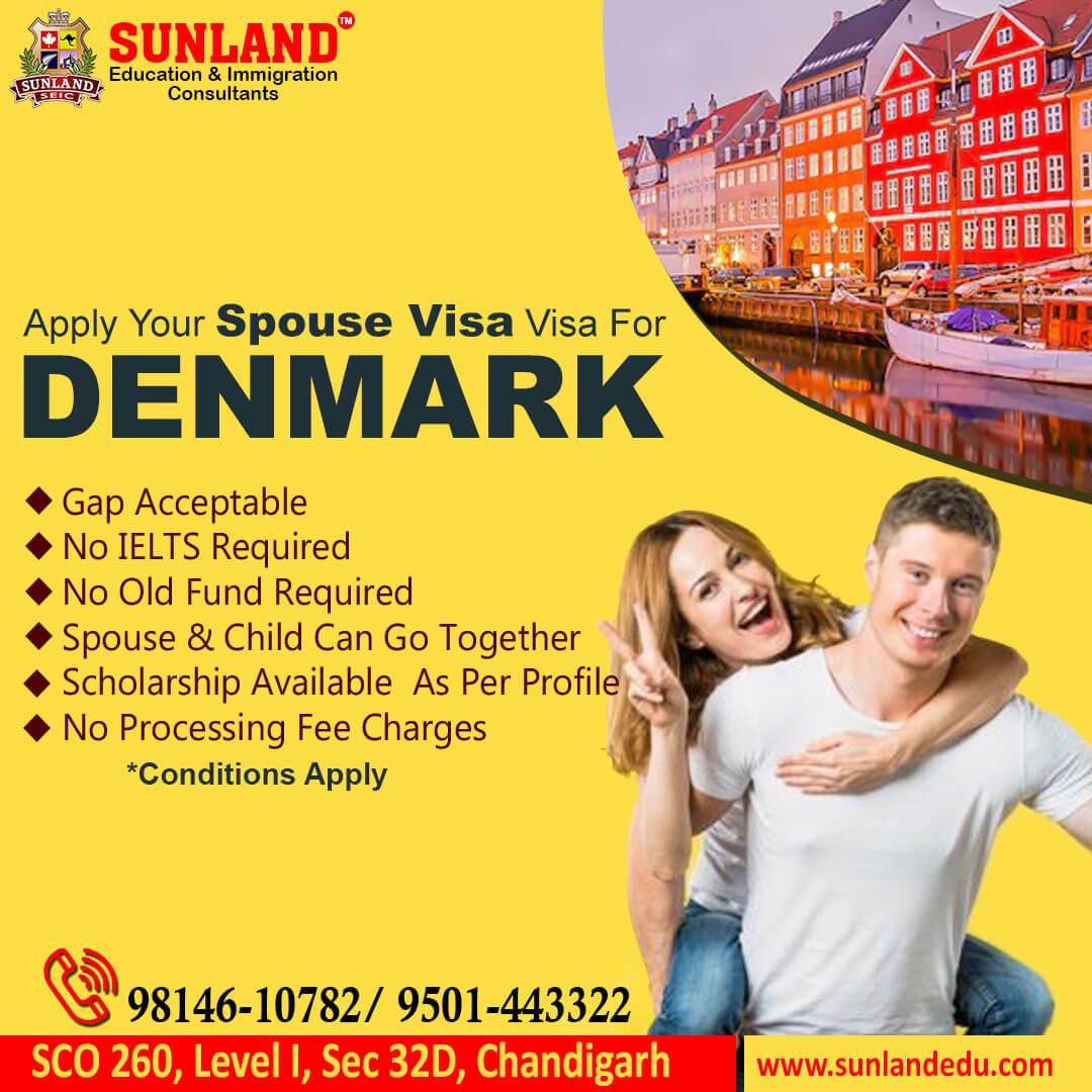 Denmark Spouse Visa Experts in Chandigarh