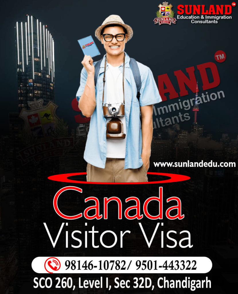 Canada Visitor Visa Expert In Chandigarh