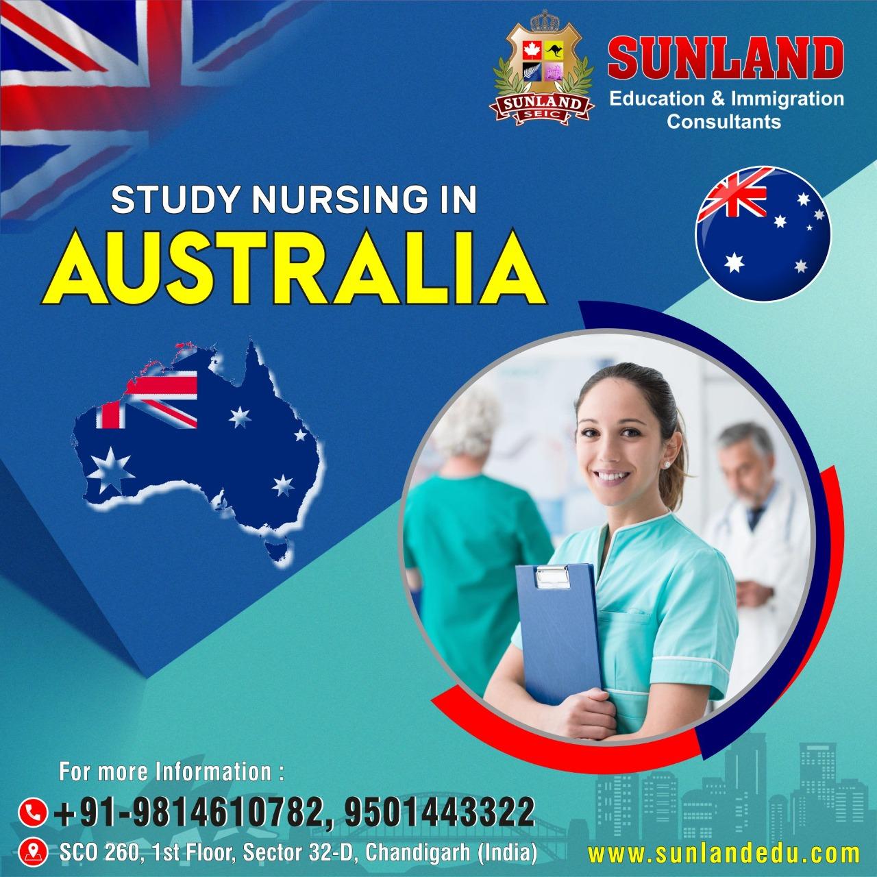 Study Nursing in Australia