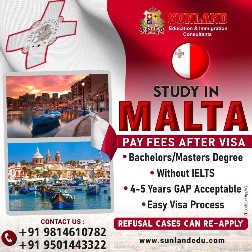 Malta Student Visa- Study in Malta