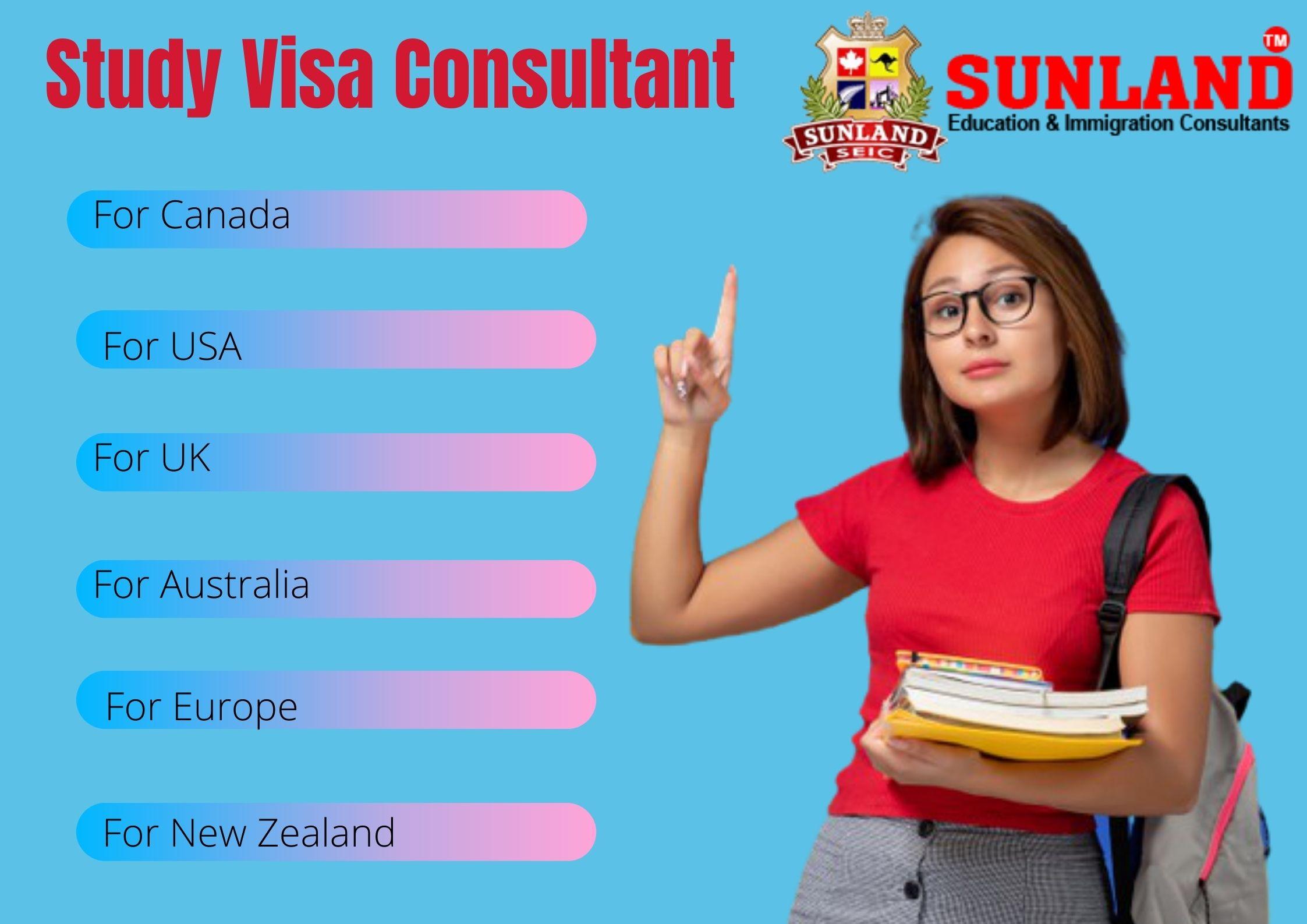 Study visa consultant in chandigarh
