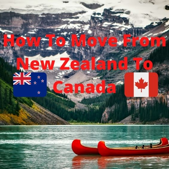 immigrate from newzealand to canada