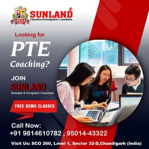 PTE Classes in Chandigarh